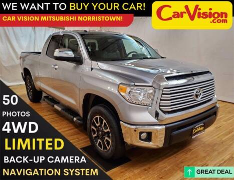 2016 Toyota Tundra for sale at Car Vision Mitsubishi Norristown in Trooper PA