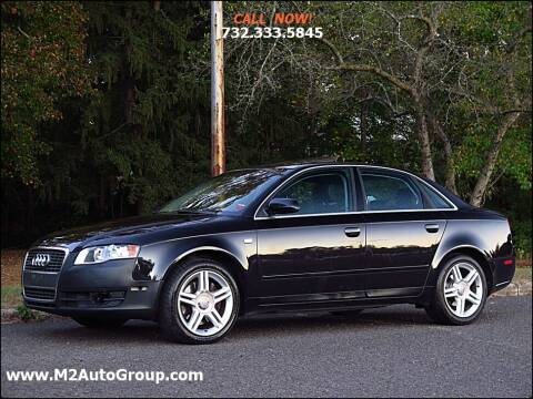 2007 Audi A4 for sale at M2 Auto Group Llc. EAST BRUNSWICK in East Brunswick NJ