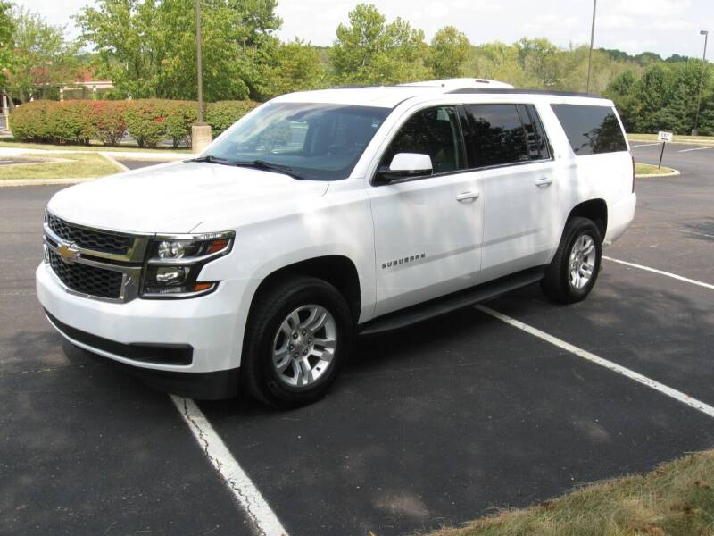 2019 Chevrolet Suburban for sale at Burhill Leasing Corp. in Dayton OH