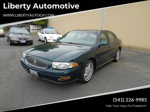2000 Buick LeSabre for sale at Liberty Automotive in Grants Pass OR
