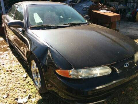 2003 Oldsmobile Alero for sale at Ody's Autos in Houston TX