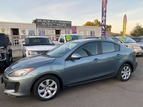 2013 Mazda MAZDA3 for sale at Black Diamond Auto Sales Inc. in Rancho Cordova CA