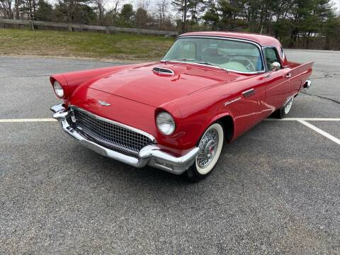 1957 Ford Thunderbird for sale at Clair Classics in Westford MA