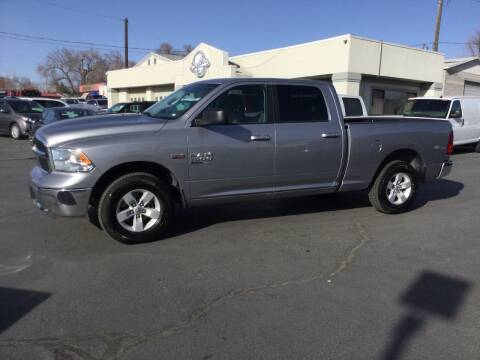 2020 RAM Ram Pickup 1500 Classic for sale at Beutler Auto Sales in Clearfield UT