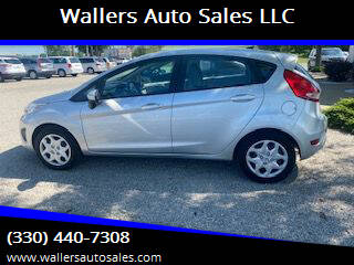 2012 Ford Fiesta for sale at Wallers Auto Sales LLC in Dover OH