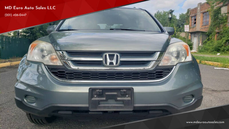 2011 Honda CR-V for sale at MD Euro Auto Sales LLC in Hasbrouck Heights NJ