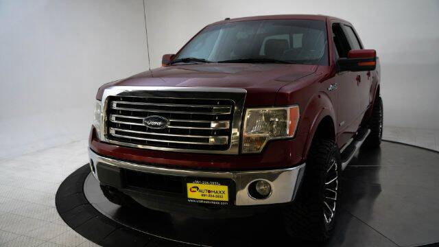 2014 Ford F-150 for sale at AUTOMAXX MAIN in Orem UT