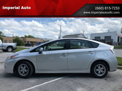2010 Toyota Prius for sale at Imperial Auto of Marshall in Marshall MO