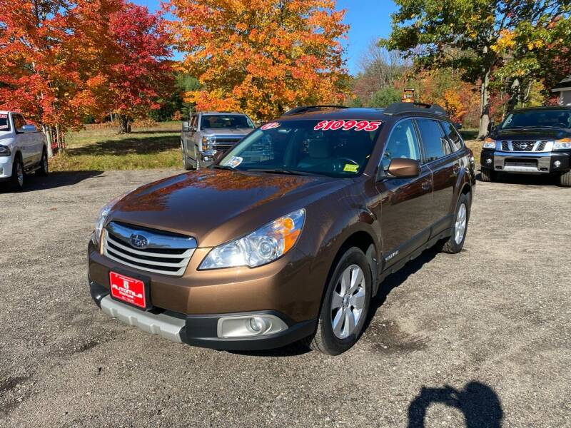 2012 Subaru Outback for sale at AutoMile Motors in Saco ME