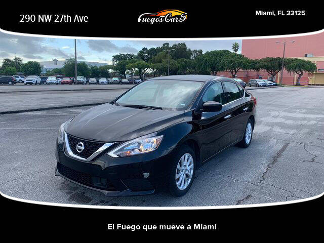 2019 Nissan Sentra for sale at Fuego's Cars in Miami FL