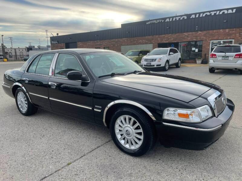 2011 Mercury Grand Marquis for sale at Motor City Auto Auction in Fraser MI