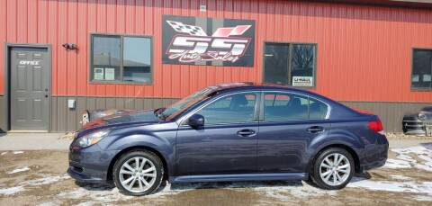2013 Subaru Legacy for sale at SS Auto Sales in Brookings SD