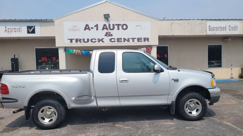 2003 Ford F-150 for sale at A-1 AUTO AND TRUCK CENTER in Memphis TN