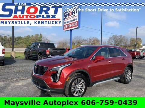 2019 Cadillac XT4 for sale at Tim Short Chrysler in Morehead KY