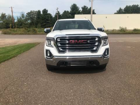 2020 GMC Sierra 1500 for sale at Mays Auto Sales and Service in Stanley WI