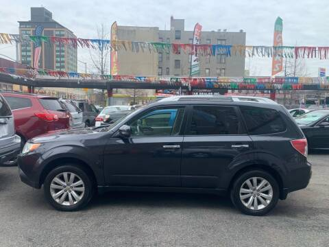 2012 Subaru Forester for sale at Gallery Auto Sales in Bronx NY