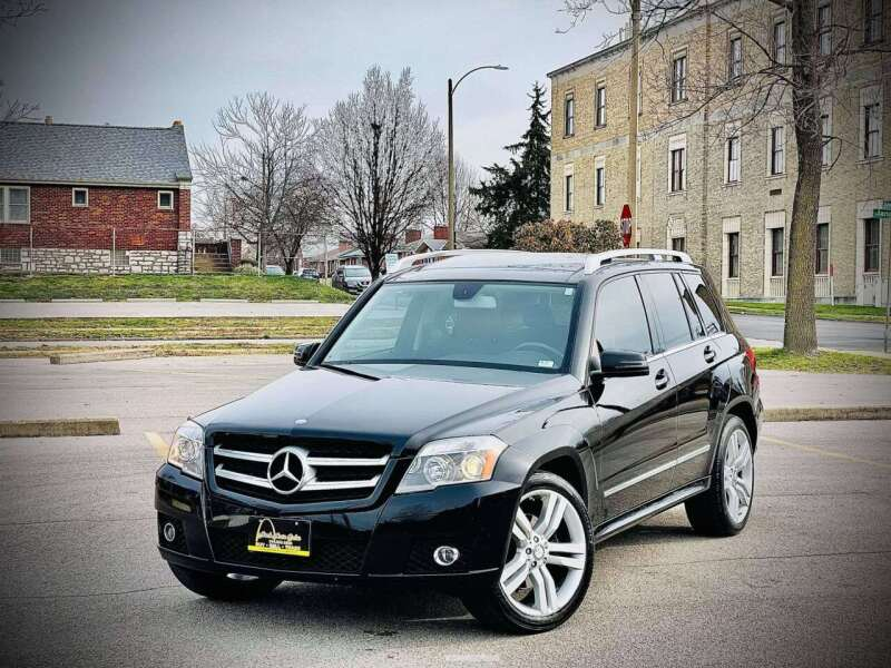 2012 Mercedes-Benz GLK for sale at ARCH AUTO SALES in St. Louis MO