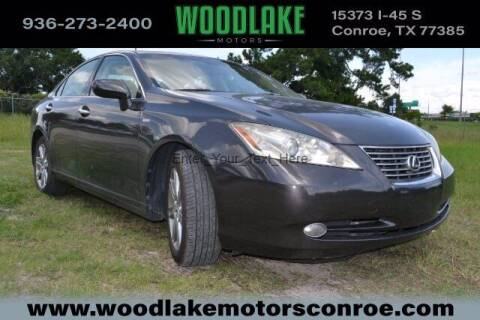 2008 Lexus ES 350 for sale at WOODLAKE MOTORS in Conroe TX