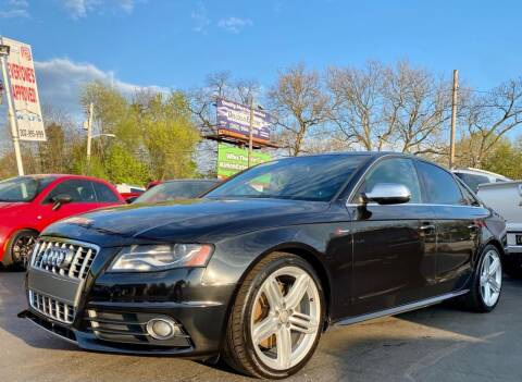 2012 Audi S4 for sale at WOLF'S ELITE AUTOS in Wilmington DE
