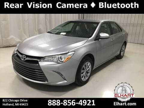 2017 Toyota Camry for sale at Elhart Automotive Campus in Holland MI