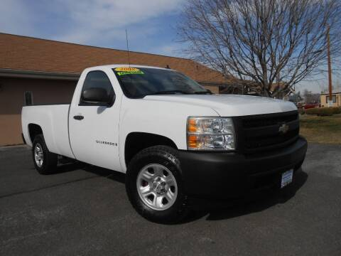 2008 Chevrolet Silverado 1500 for sale at McKenna Motors in Union Gap WA