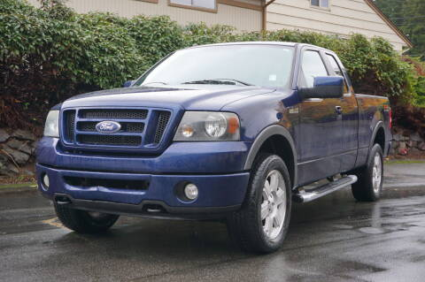 2007 Ford F-150 for sale at West Coast Auto Works in Edmonds WA