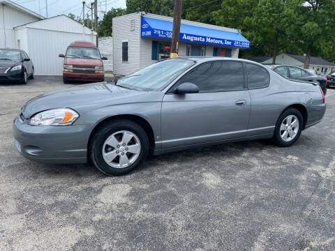 2006 Chevrolet Monte Carlo for sale at Augusta Motors Inc in Indianapolis IN