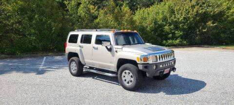 2006 HUMMER H3 for sale at CU Carfinders in Norcross GA
