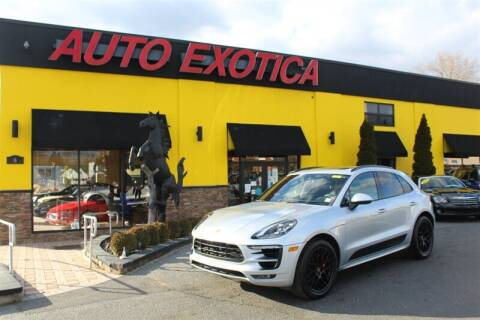 2017 Porsche Macan for sale at Auto Exotica in Red Bank NJ