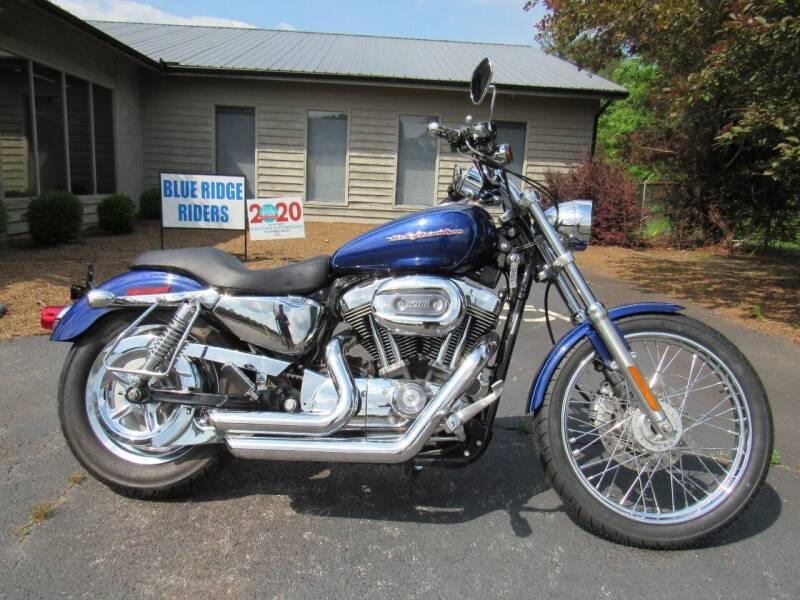 2006 Harley-Davidson Sportster 1200 Custom for sale at Blue Ridge Riders in Granite Falls NC