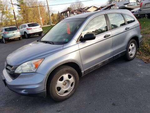 2011 Honda CR-V for sale at GMG AUTO SALES in Scranton PA