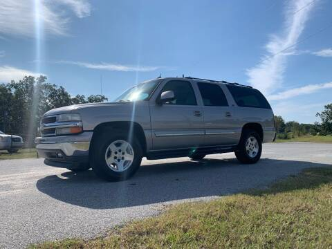 2005 Chevrolet Suburban for sale at Madden Motors LLC in Iva SC