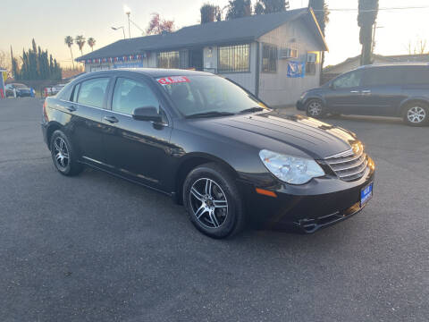 2008 Chrysler Sebring for sale at Blue Diamond Auto Sales in Ceres CA