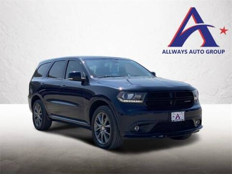 2018 Dodge Durango for sale at ATASCOSA CHRYSLER DODGE JEEP RAM in Pleasanton TX