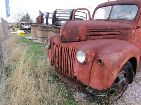1942 Ford n/a for sale at Hill Top Sales in Brenham TX