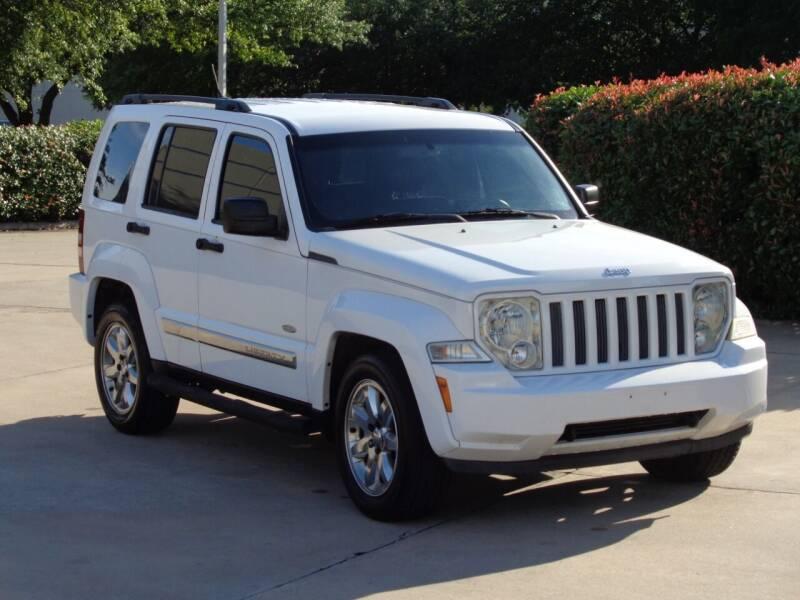 2012 Jeep Liberty for sale at Auto Starlight in Dallas TX