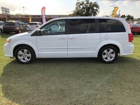 2013 Dodge Grand Caravan for sale at Unique Motor Sport Sales in Kissimmee FL