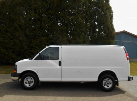 2015 GMC Savana Cargo for sale at CARS II in Brookfield OH
