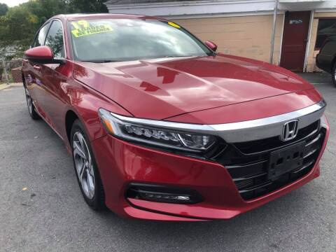 2019 Honda Accord for sale at Dracut's Car Connection in Methuen MA