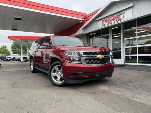 2016 Chevrolet Suburban for sale at Furrst Class Cars LLC  - Independence Blvd. in Charlotte NC