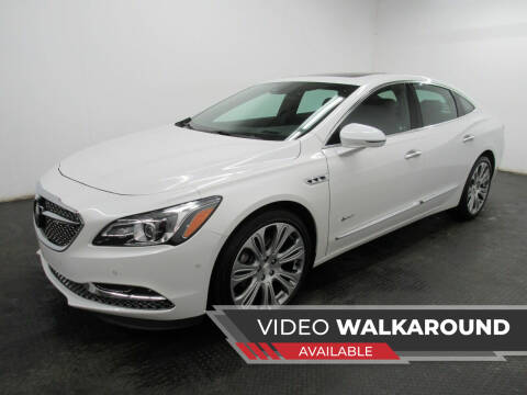 2018 Buick LaCrosse for sale at Automotive Connection in Fairfield OH