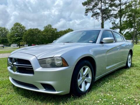 2012 Dodge Charger for sale at United Motorsports in Virginia Beach VA