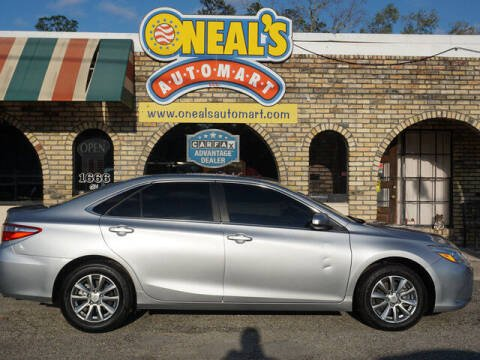 2015 Toyota Camry for sale at Oneal's Automart LLC in Slidell LA