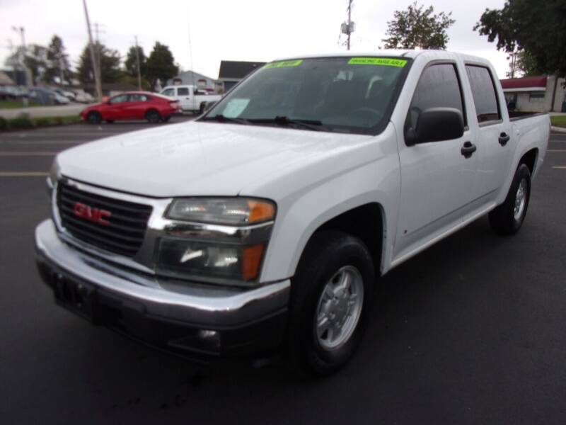 2006 GMC Canyon for sale at Ideal Auto Sales, Inc. in Waukesha WI