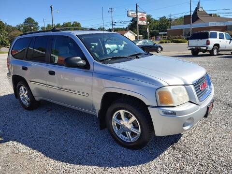 2009 GMC Envoy for sale at VAUGHN'S USED CARS in Guin AL