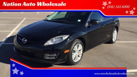 2011 Mazda MAZDA6 for sale at Nation Auto Wholesale in Cleveland OH