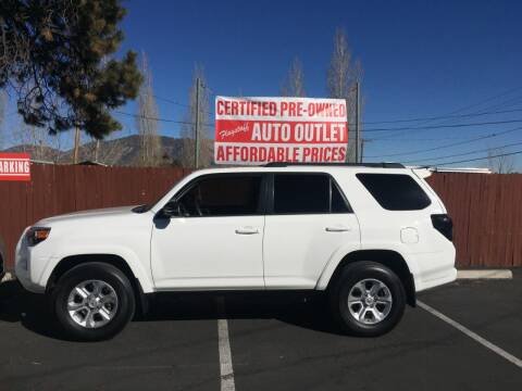 2015 Toyota 4Runner for sale at Flagstaff Auto Outlet in Flagstaff AZ
