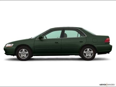 2000 Honda Accord for sale at CHAPARRAL USED CARS in Piney Flats TN