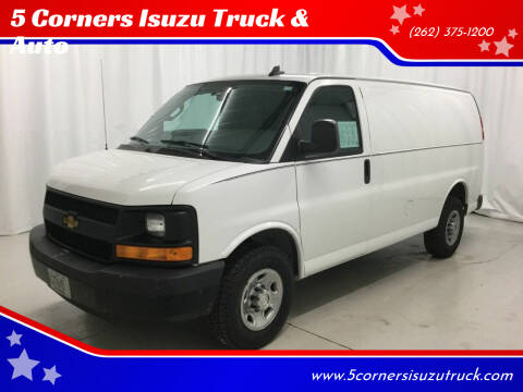 2016 Chevrolet Express Cargo for sale at 5 Corners Isuzu Truck & Auto in Cedarburg WI