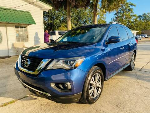 2017 Nissan Pathfinder for sale at Southeast Auto Inc in Walker LA
